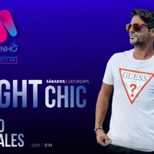 Night Chic – Dj Diego Morales (Ed. 121)