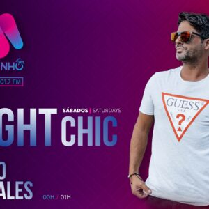 Night Chic – Dj Diego Morales (Ed. 124)